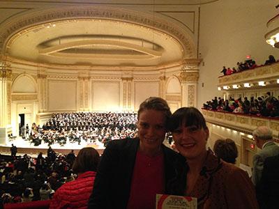 Carnegie Hall us